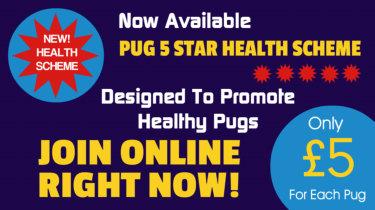 Pug 5 Star Health Scheme